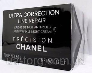 Крем для лица Chanel Ultra Correction 50 мл ночной
