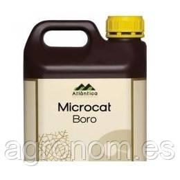 Жидкое микроудобрение Микрокат Бор, 5л