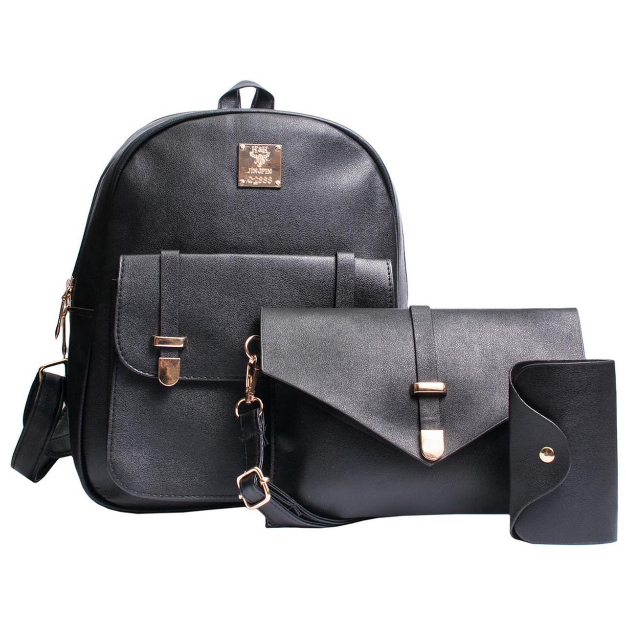 862172b463f9 Купить Женский набор с рюкзаком CC-7422-10 в Киеве от компании ...