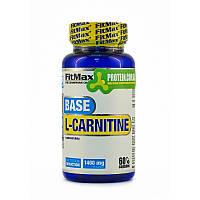 Жиросжигатель FitMax Base L-Carnitine 60 к