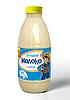 """Сгущённое молоко ТМ""""Вершок"""" 5%, 1000 г, РЕТ"""