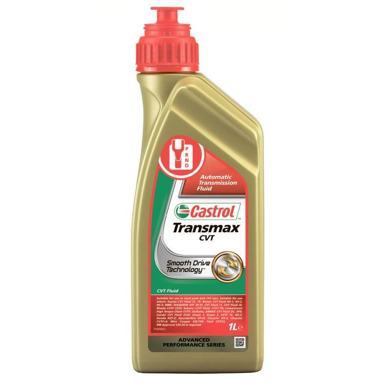 Castrol Transmax CVT 1л