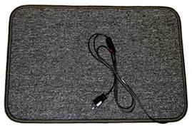 Универсальный электроковрик Extherm ЕТ 4060 / 40х60 см / 75 Вт