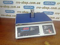 Весы фасовочные ВТЕ-Центровес-6-Т3-ДВЭ (3 кг, 6 кг, 15 кг, 30 кг)