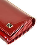 Женский кожаный лаковый кошелек BRETTON W501/2, фото 3