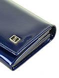 Жіночий шкіряний лаковий гаманець BRETTON W501/3, фото 3