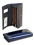 Жіночий шкіряний лаковий гаманець BRETTON W501/3, фото 2