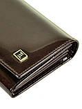 Женский кожаный лаковый кошелек BRETTON W501/4, фото 3