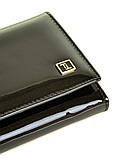 Женский кожаный лаковый кошелек BRETTON W1/1, фото 3