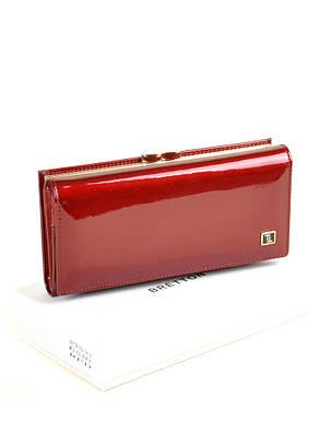 Женский кожаный лаковый кошелек BRETTON W1/2, фото 2