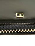 Жіночий шкіряний лаковий гаманець BRETTON W38/1, фото 3