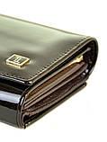 Жіночий шкіряний лаковий гаманець BRETTON W46/4, фото 3