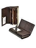 Жіночий шкіряний лаковий гаманець BRETTON W46/4, фото 2