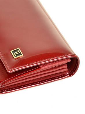 Женский кожаный лаковый кошелек BRETTON W0807/2, фото 2