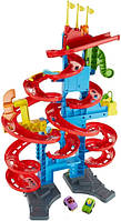 Fisher-Price Трек Небоскреб Little People Take Turns Skyway, фото 1