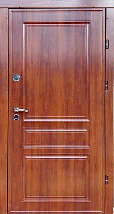 Уличные входные двери Редфорт Осень дуб медовый, фото 2