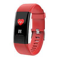 Фитнес браслет с тонометром F07 max для Android iPhone давление крови пульсоксиметр шагомер калории сатурация