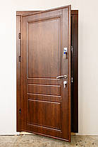 Уличные входные двери Редфорт Осень дуб медовый, фото 3