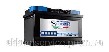 Аккумулятор автомобильный Vipiemme Top Energy 100AH R+ 8500A