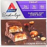 Atkins – Карамель, арахис и нуга в шоколаде, фото 2