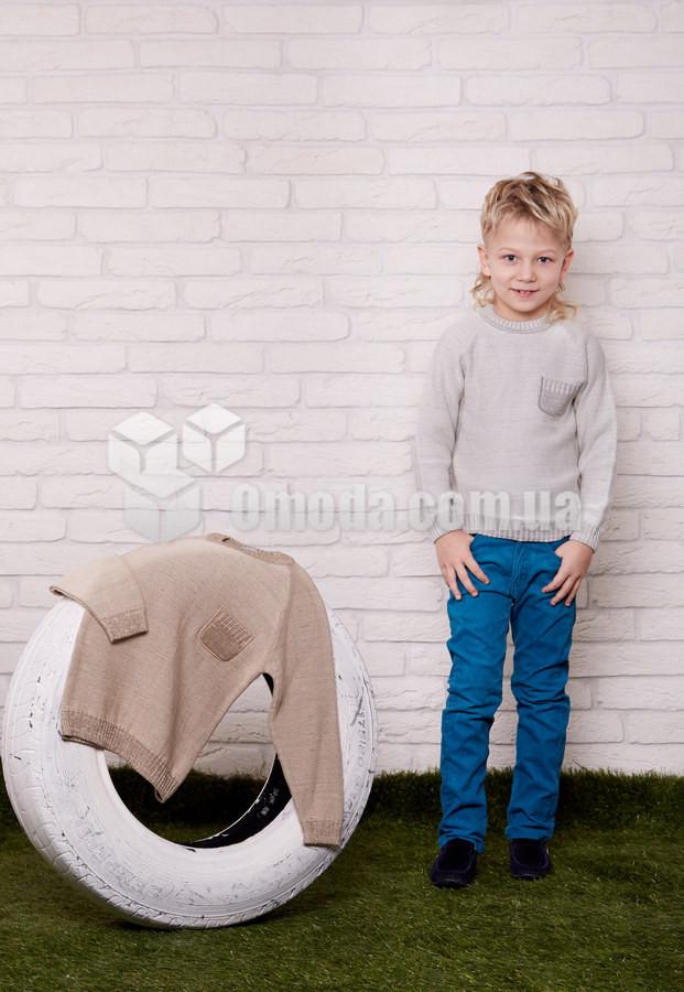 Кофта детская с карманом