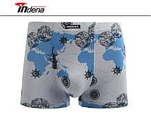 Мужские стрейчевые боксеры «INDENA»  АРТ.85000, фото 3