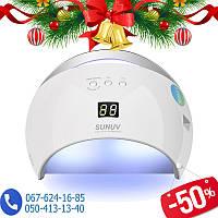 Профессиональная лампа UV LAMP Sun 6 для гель-лака