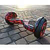 """Гироскутер Smart Balance Wheel 10"""" с сумкой красный"""