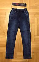 Джинсовые брюки для мальчиков F&D 134-164 p.p., фото 1
