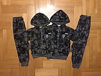 Cпортивный костюм для мальчиков камуфляжный  двойка F&D 4-года, фото 1