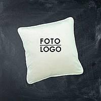 Подушка плюшевая с вашим фото