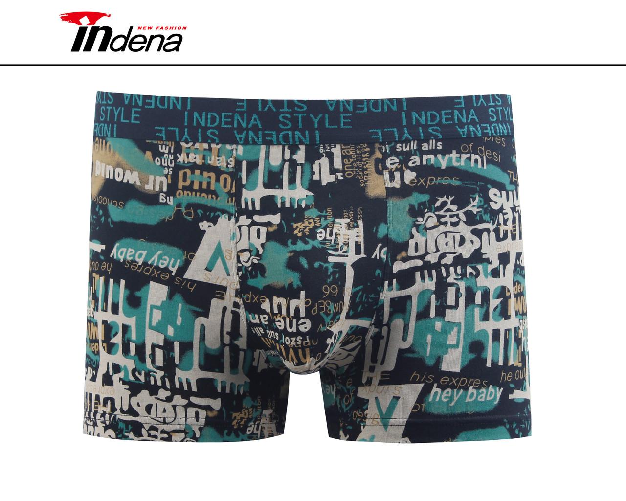 Мужские стрейчевые боксеры «INDENA»  АРТ.35139