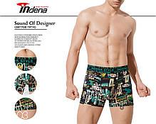 Мужские стрейчевые боксеры «INDENA»  АРТ.35139, фото 2