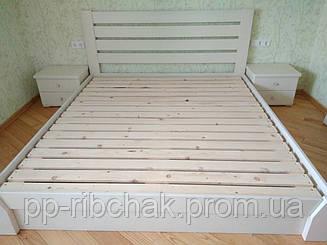 Ліжко Венеція з Масиву БУК
