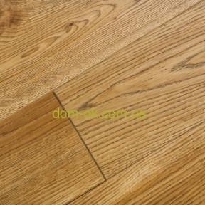 Дубовая массивная доска  20 мм без покрытия  ширина 100мм