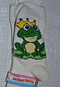 Детские носки с 3D рисунком Царевна-лягушка (DeMelatti, Турция), фото 3