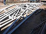 Односкатний Ангар 10х36х6 склад, каркас, 360 кв.м. новий, фото 2