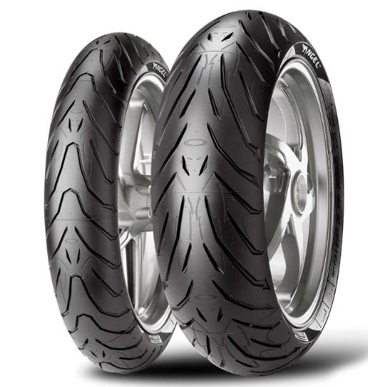 Мото шины Pirelli Angel ST 120 / 70ZR17 + 180/55/17 FRESH