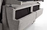 Розкладний диван SUNSET з матрацом 160 або 180 см, фабрика Alberta Salotti (Італія), фото 6