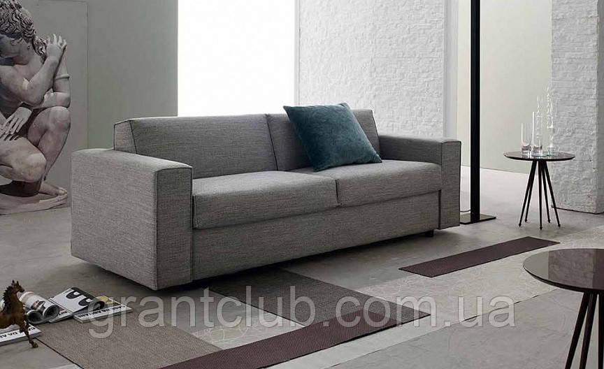 Розкладний диван SUNSET з матрацом 160 або 180 см, фабрика Alberta Salotti (Італія)