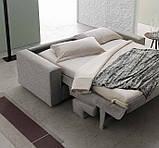 Розкладний диван SUNSET з матрацом 160 або 180 см, фабрика Alberta Salotti (Італія), фото 2