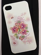 Чехол iPhone 4/4s Swarovski style