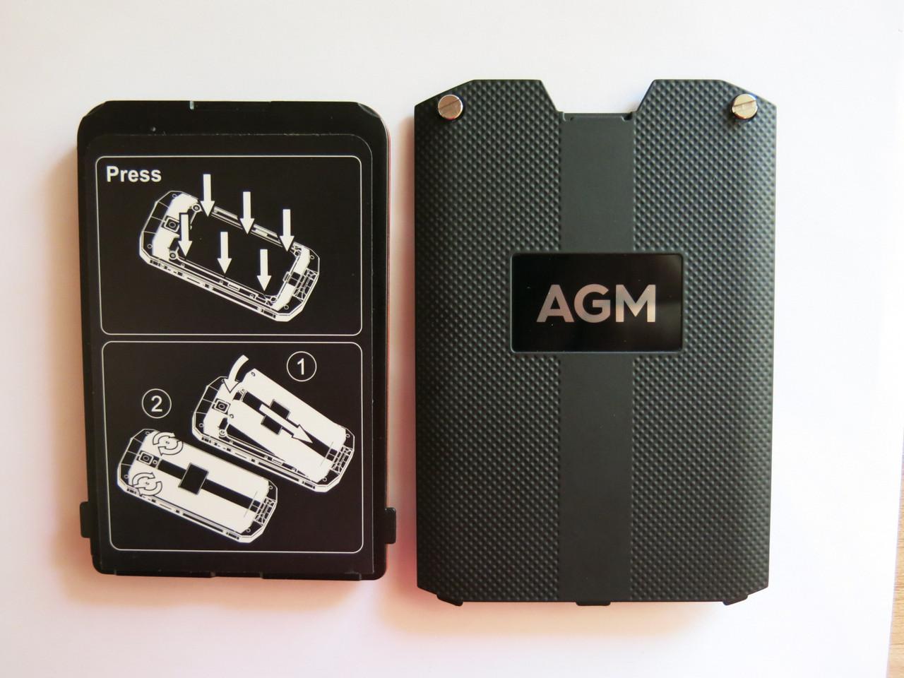 Задняя крышка для AGM A8