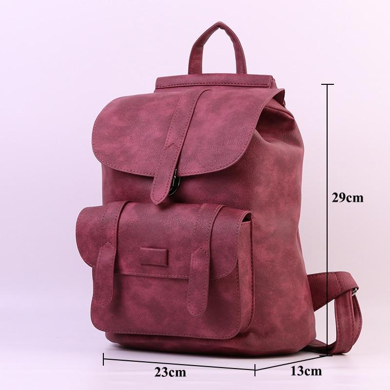 2557ca83419745 Женский стильный рюкзак-сумка Toposhine, Red: продажа, цена в Днепре ...