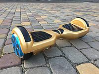 "Гироскутер Smart Balance Wheel 6,5"" золотистий"