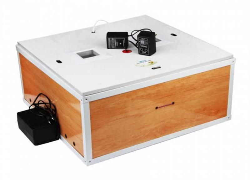 Инкубатор Перепёлочка ИБ-170 автомат цифр. усилен