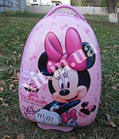 """Детский чемодан 16"""" на колесах Minnie Mouse, фото 1"""