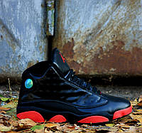 "Мужские кроссовки Nike Air Jordan 13 ""Retro Dirty Bred"". Живое фото (Реплика ААА+)"