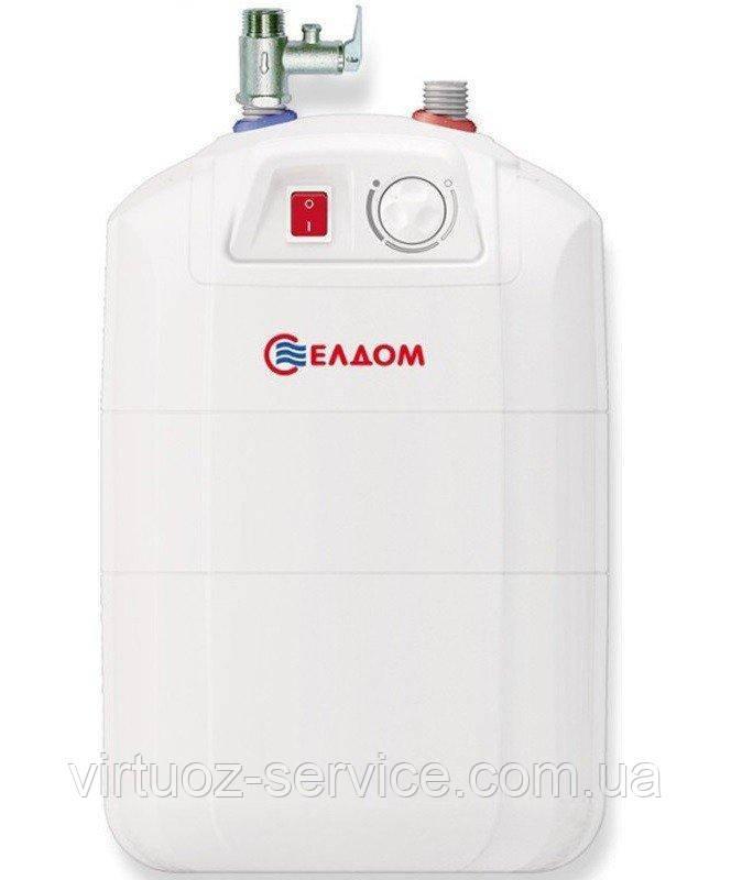 Бойлер электрический Eldom Extra life 10 под мойкой, 2 kw (72325PMP) (объем 10 л)