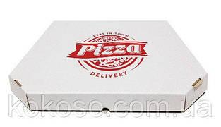 Бумажная и картонная упаковка для пиццы